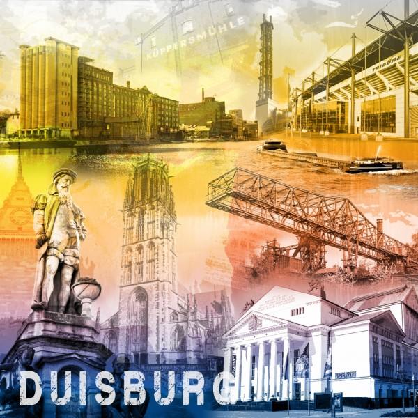 Collage Duisburg