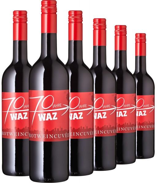 WAZ Jubiläumswein Rotwein