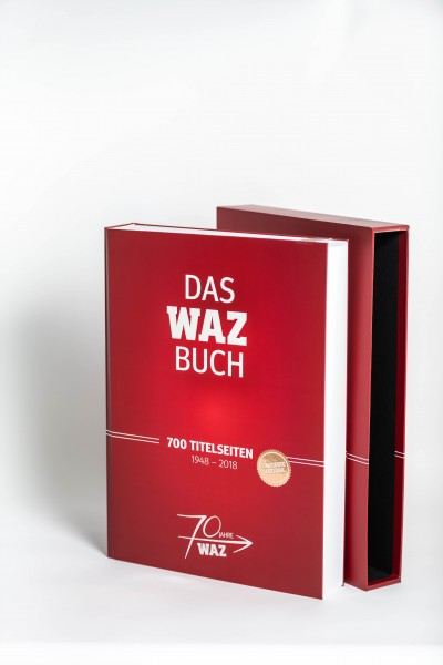 WAZ Buch - Exklusive Sonderedition