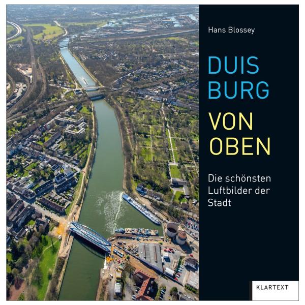 Duisburg von oben - Bildband
