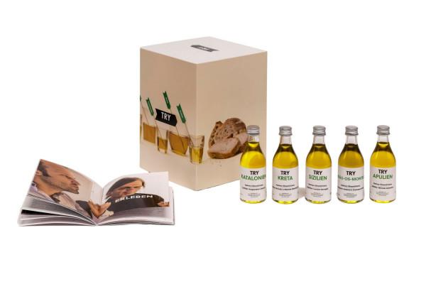 TRY Olivenöl
