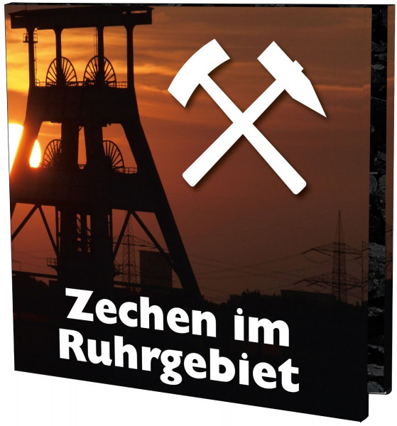 "Sammeledition ""Zechen im Ruhrgebiet"" - Sammel-Booklet"
