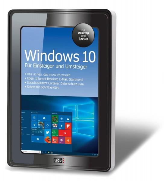 Windows 10 für Einsteiger und Umsteiger