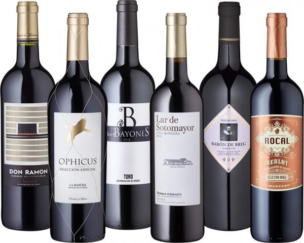 Spaniens samtene Rotweine