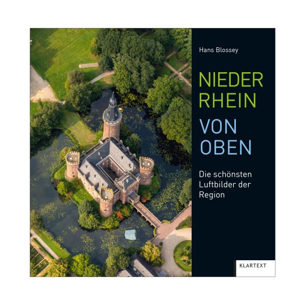 Niederrhein von oben - Bildband
