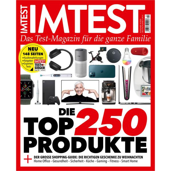 IMTEST E-Paper - Die 250 Top-Produkte 04/20