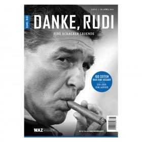 Danke, Rudi - VORBESTELLUNG