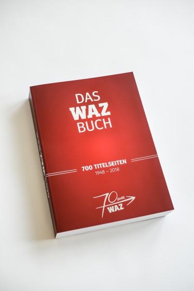 WAZ Buch Softcover