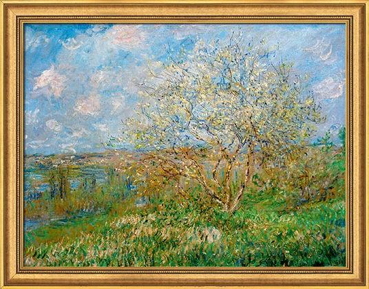 "Claude Monet: Bild ""Der Frühling"" (1880/82)"