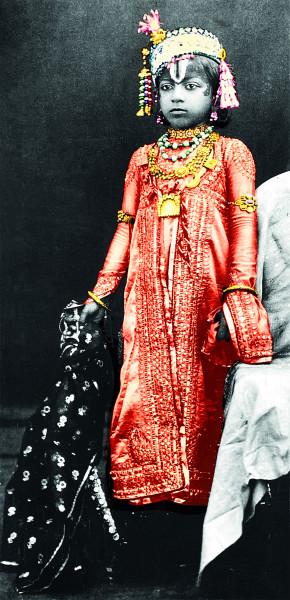 Indien - H.H. Venkant Raman Singh Maharaja of Rewah - c. 1880-90