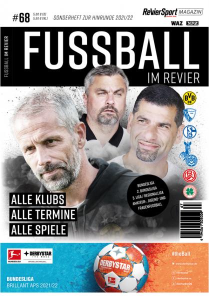 RevierSport Sonderheft Fußball im Revier 21/22