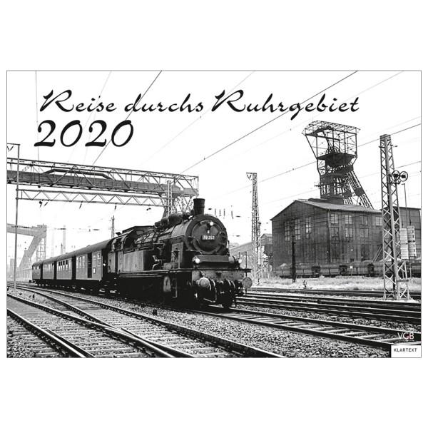 Reise durchs Ruhrgebiet 2020