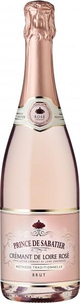 "Prickelnder Sommer ""Crémant de Loire Rosé"""