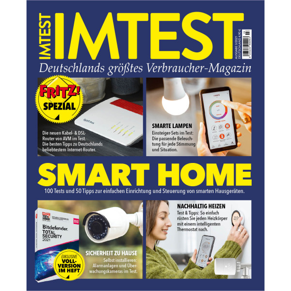 IMTEST - Smart Home / Das Verbrauchermagazin 03/21