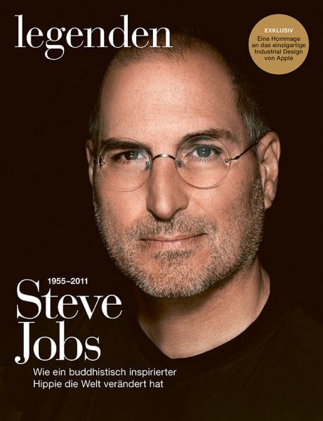Magazin Steve Jobs – Legenden