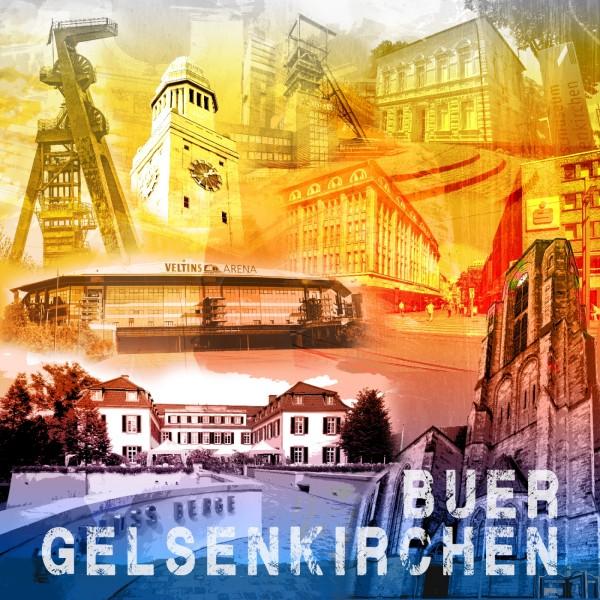 Collage Gelsenkirchen-Buer
