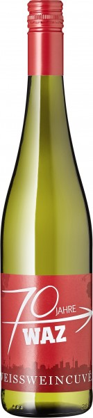 WAZ Jubiläumswein Weißwein