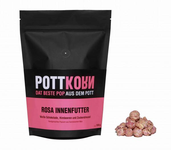 POTTKorn - Rosa Innenfutter