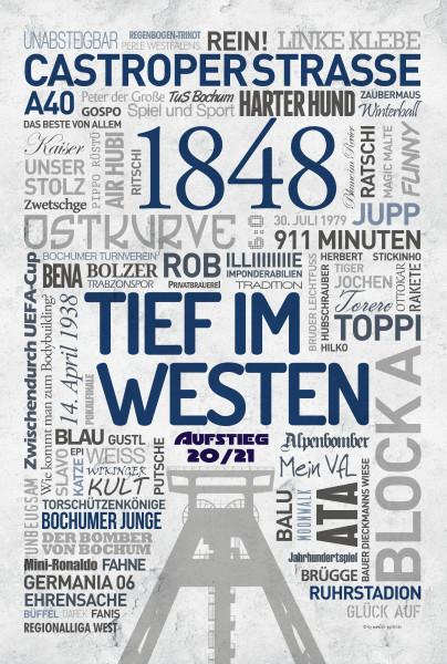 VfL Bochum Poster