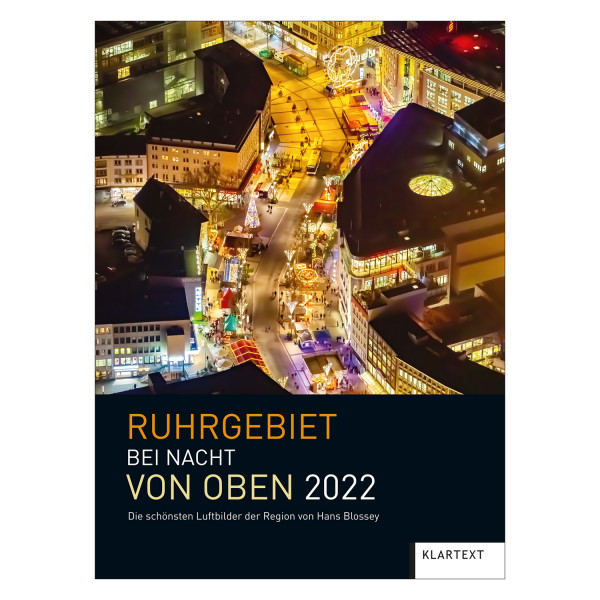 Kalender Ruhrgebiet bei Nacht 2022