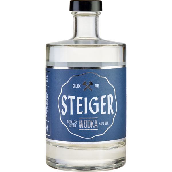 Steiger Wodka 0,5l – Distillers Edition