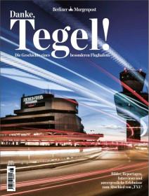 """Magazin """"Danke, Tegel!"""""""
