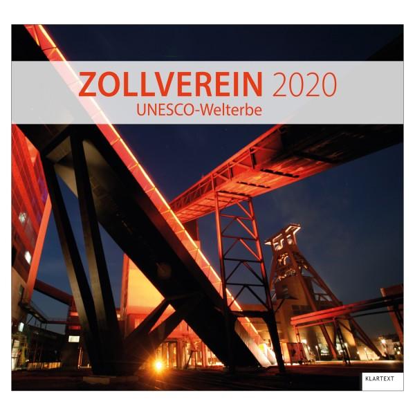 Zollverein 2020 - Kalender