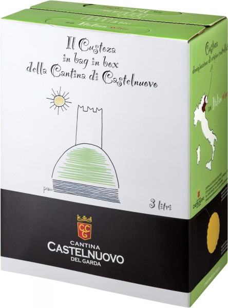 Costoza, DOC, Bag-in-Box, 3,0 l Castelnuovo