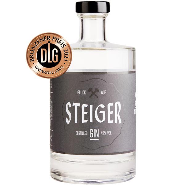 Steiger Distilled Gin 0,5l