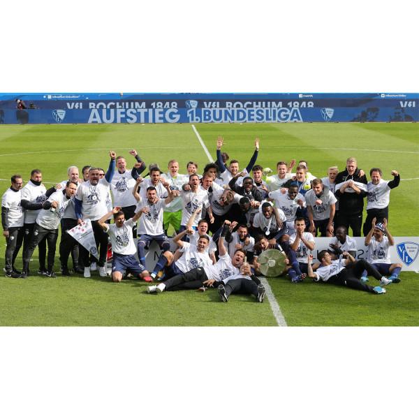 VfL Bochum - Poster Aufstieg 120 x 60