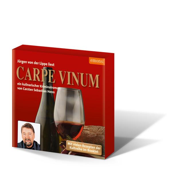Carpe Vinum Hörbuch - gelesen von Jürgen von der Lippe