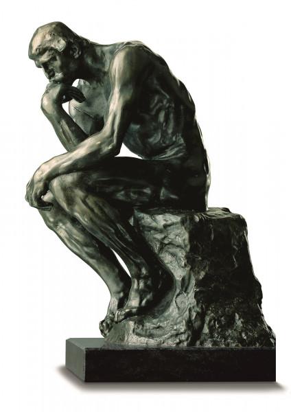"""Auguste Rodin: """"Der Denker"""""""