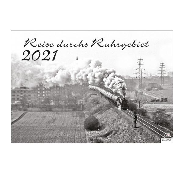 Reise durchs Ruhrgebiet 2021