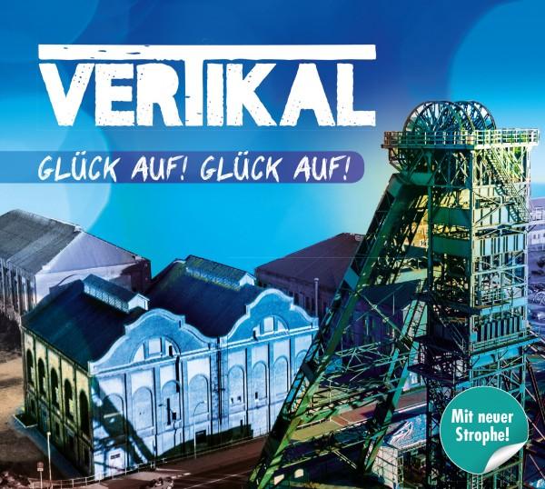 CD Vertikal - Steigerlied
