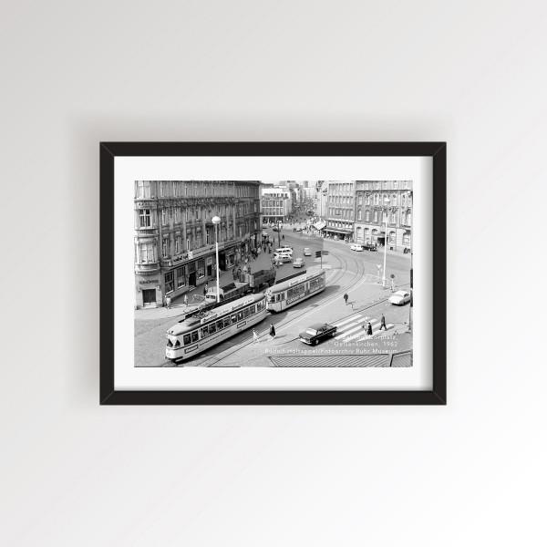 Bahnhofvorplatz Gelsenkirchen - 1962