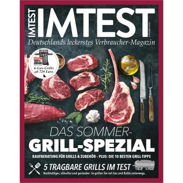 IMTEST E-Paper - Das Sommer Grill-Spezial 2021