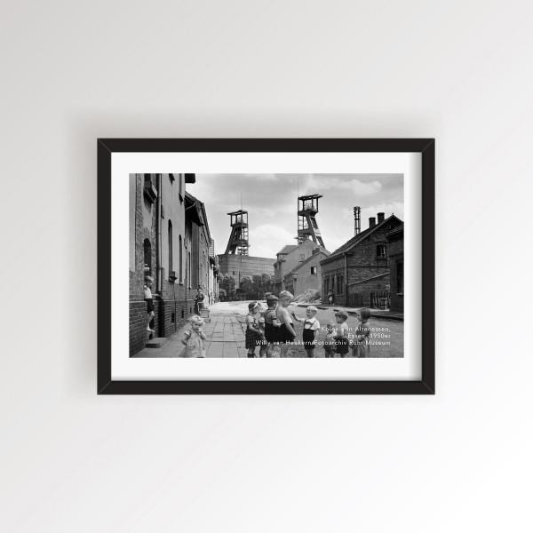 Kolonie in Altenessen - 1950er