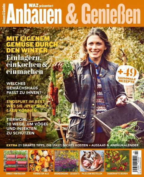 Anbauen & Genießen - Herbst-Edition - WAZ