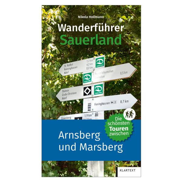 Wanderführer Sauerland Arnsberg und Marsberg