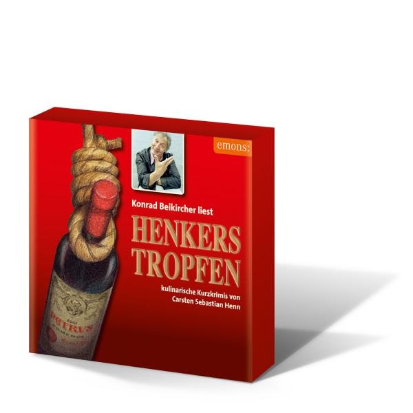 Henkerstropfen Hörbuch - gelesen von Konrad Beikircher